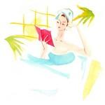 半身浴を毎日続けると痩せる効果があるって本当?正しい方法は?