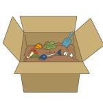 生ゴミ堆肥の作り方☆簡単かつ手ごろな価格で出来ます。お試しあれ!